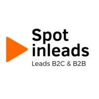 logo spotinleads leads generation